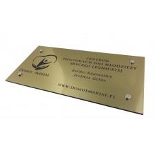 Tabliczki przydrzwiowe GRAV 30x20 cm