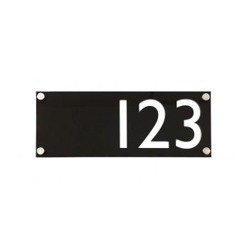 Tablice na dom DOUBLE 30x10 cm