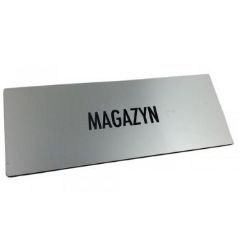 Tabliczki na drzwi GRAV - do firmy 20x15 cm