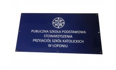 Szyldy TUBOND 40x30 cm