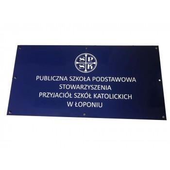 Szyldy TUBOND 30x20 cm